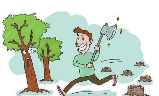 滥伐林木罪与盗伐林木罪的区别