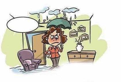屋内漏水法律维权